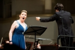 Карин Дейе завершила филармонический цикл «Звезды мировой оперы в Москве»