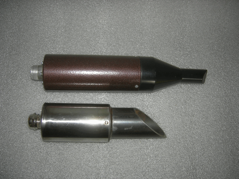 Magnetostrictive and piezoceramic transducers Acoustic-T photo