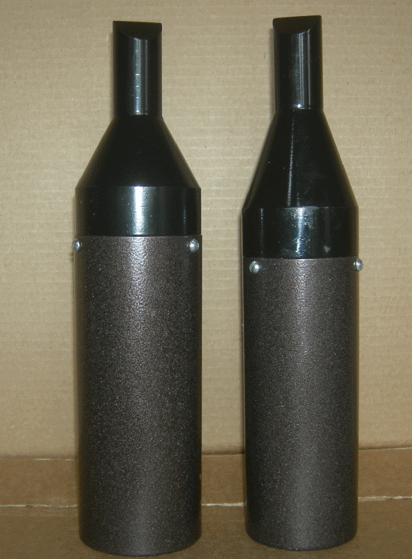 Magnetostrictive transducers TMS-40 and TMS-30